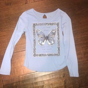 Keyhole Long Sleeve Shirt
